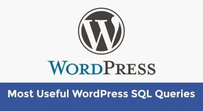 wordpress-sql-queries