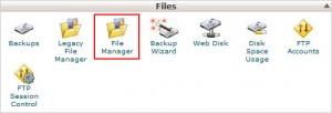 filemanager