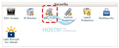 نصب ssl با ssl manager