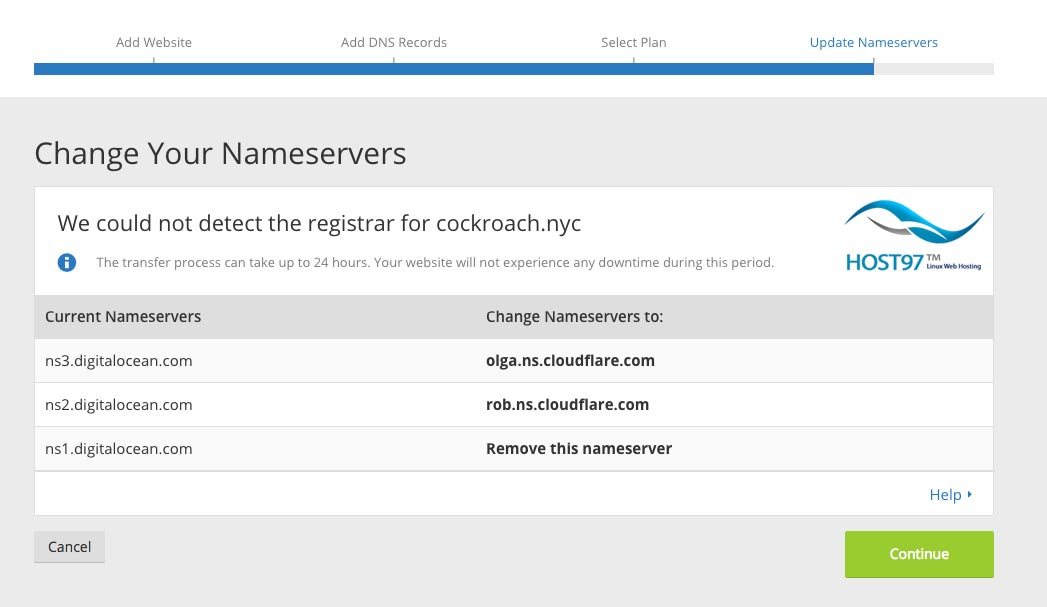 change-your-nameservers